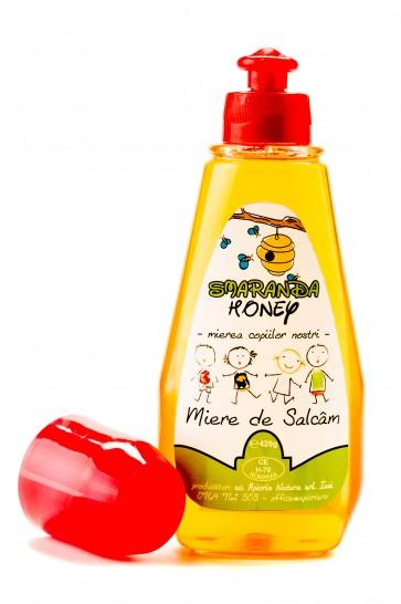 Miere de salcâm Smaranda Honey 400g