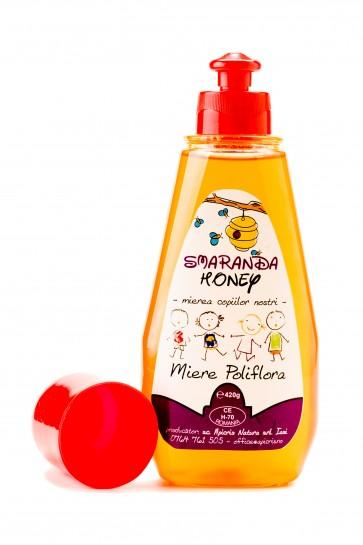 Miere poliflora Smaranda Honey 420 g