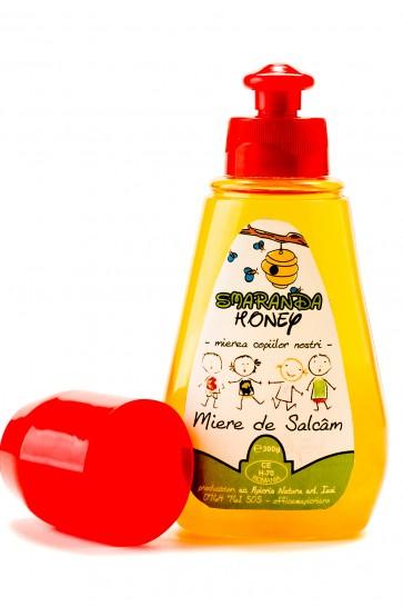 Miere de salcâm Smaranda Honey 300g