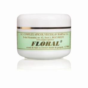 Floral- crema de fata cu propolis 50 ml