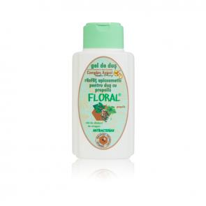 Floral gel de dus cu propolis 250 ml.