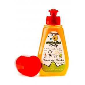 Miere de salcâm propolizată Smaranda Honey 300g